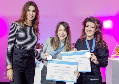 Ganadoras Competición Young Lions Media España