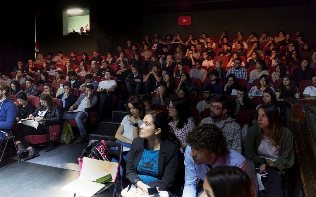 Sesión de briefing de la competición Young Lions Cyber con YouTube